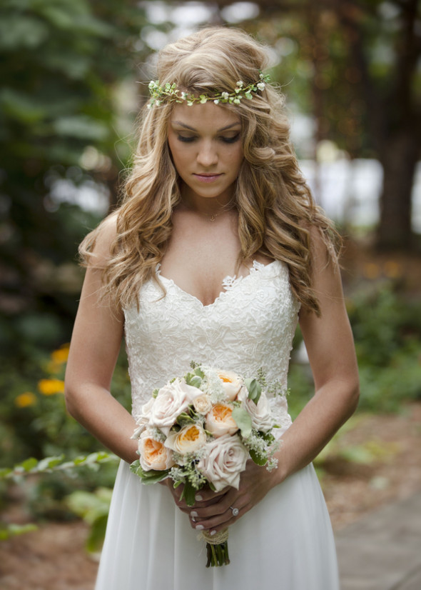 Rustic Style Wedding Bouquet
