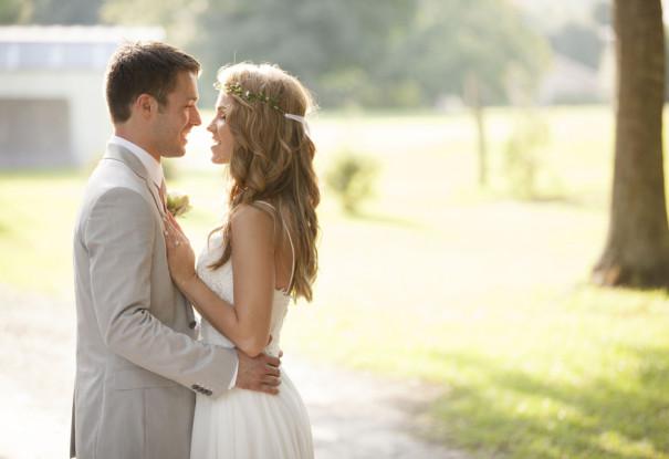 Wedding Planned In 5 Weeks: Lauren + Peter