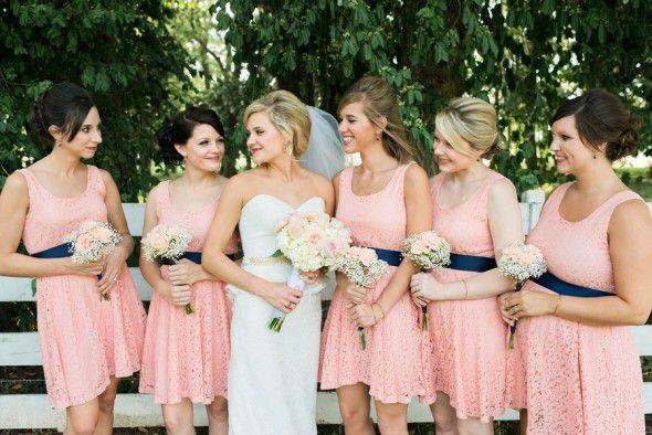 Southern Style Farm Wedding
