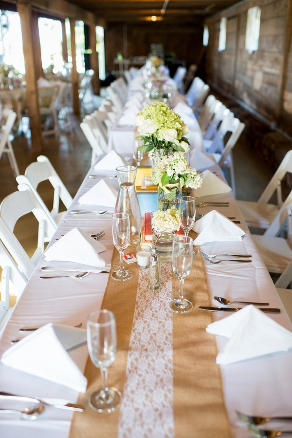 table decorations weddings southern style barn wedding rustic wedding chic 7901