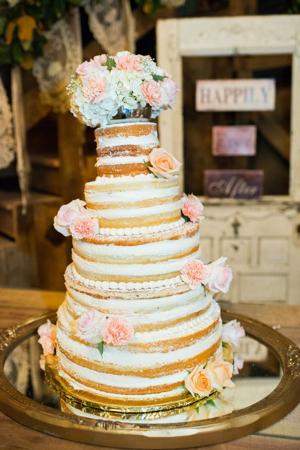 country chic wedding cakes southern style barn wedding rustic wedding chic 12976