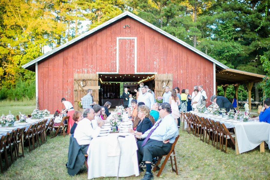 Delicieux ... Outdoor Country Wedding ...
