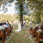 Outdoor Country Wedding