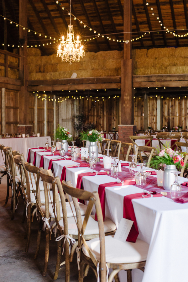Elegant Winery Barn Wedding In Canada