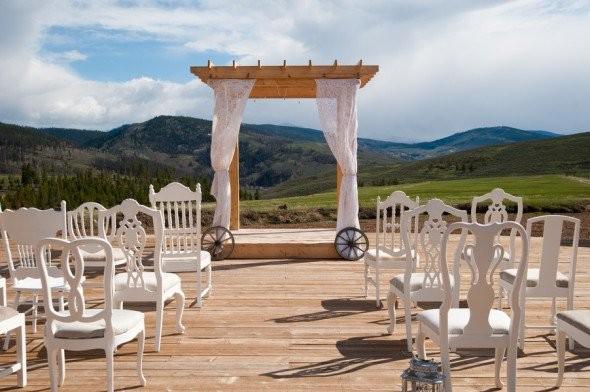 Ranch Wedding Location