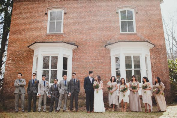 New Jersey Rustic Wedding