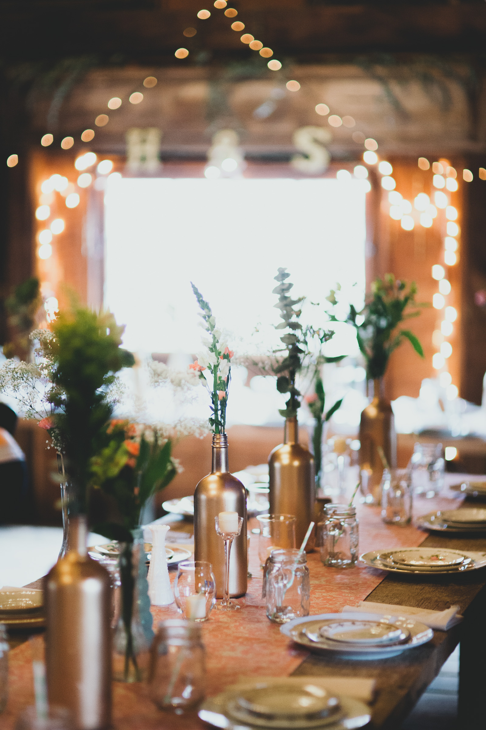 New Jersey Rustic Barn Wedding - Rustic Wedding Chic