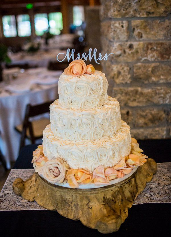 Country Wedding Cake Ideas - Rustic Wedding Chic - photo#11