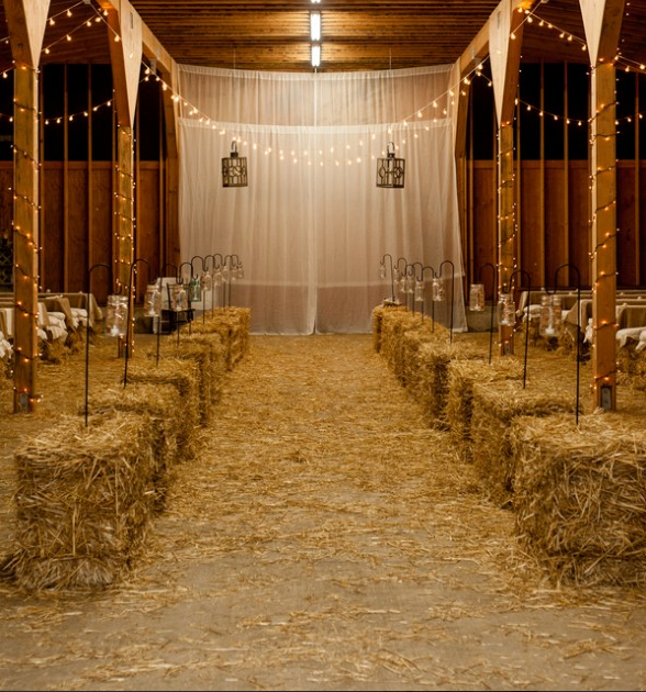 decor trio decorations wedding western