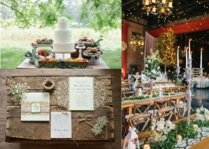 Natural Wedding Inspiration