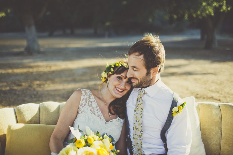 Camp Style Rustic Wedding