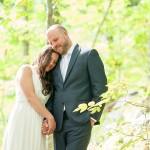 Rustic Wedding Held At A Summer Camp