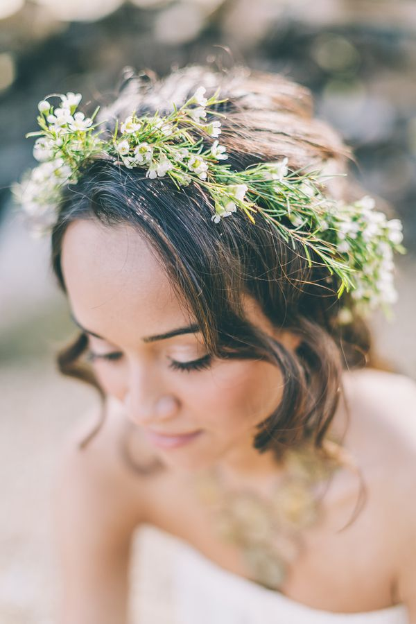 Casual Natural Wedding Inspiration Rustic Wedding Chic