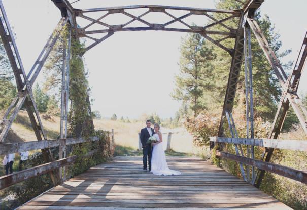 Outdoor Montana Wedding: Mackenzie + Taylor