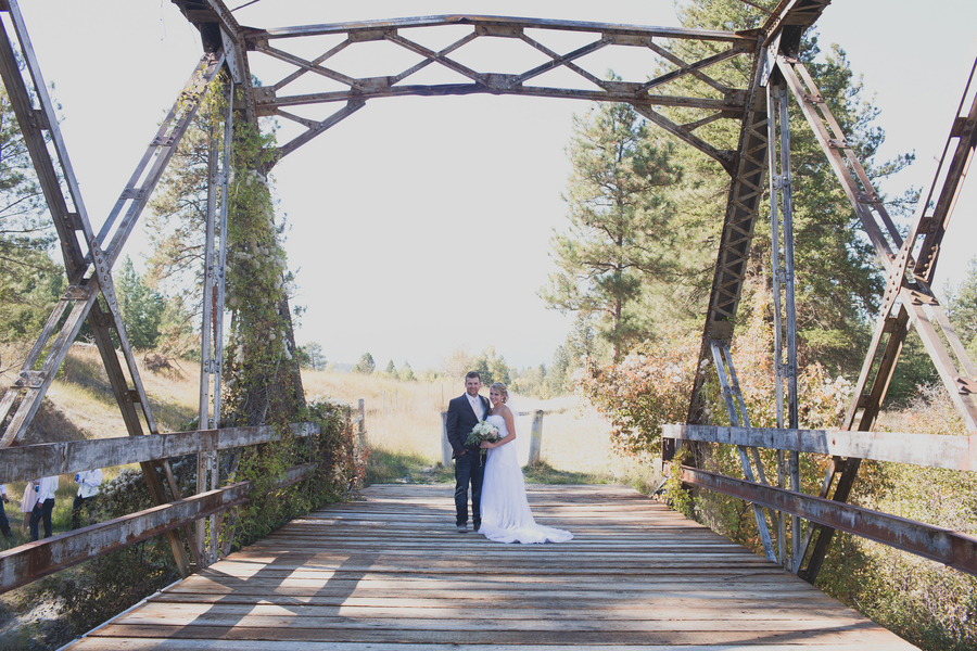 Outdoor Country Rustic Wedding
