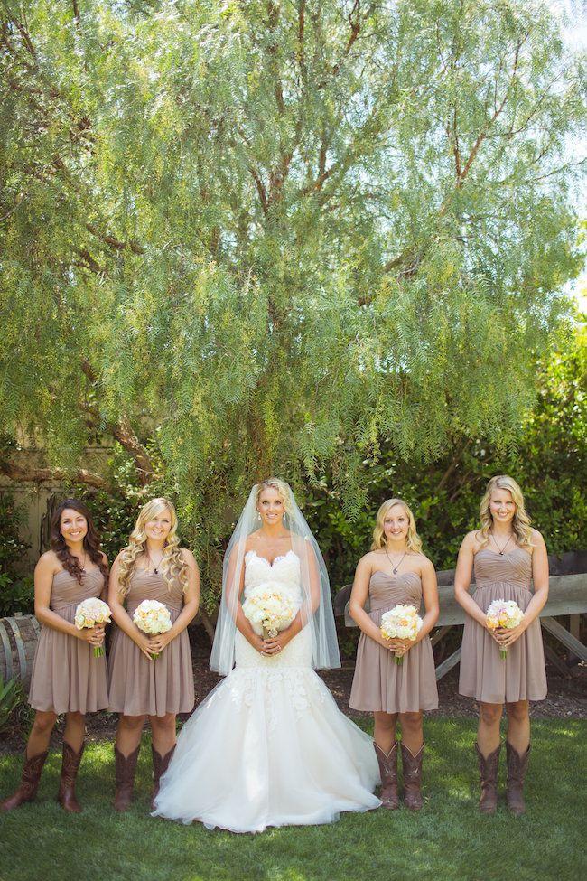 d8011ea23dd Elegant Western Wedding - Rustic Wedding Chic