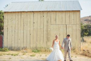Elegant Western Wedding