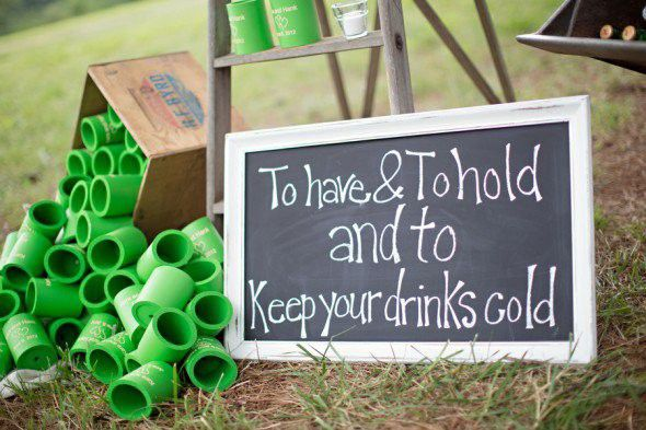 Fun Drink Signs