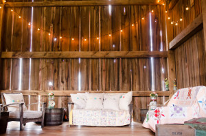 Vintage DIY Inspired Barn Wedding