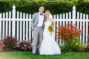 Summer Sunflower Wedding