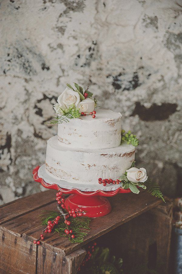 Vintage Style Wedding Cakes - Rustic Wedding Chic