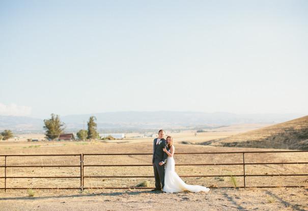 Western Style Ranch Wedding: Meghan + Alex