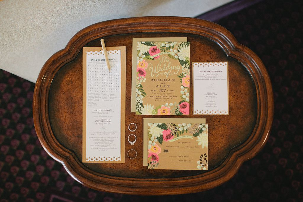 Western Ranch Wedding - Rustic Wedding Chic