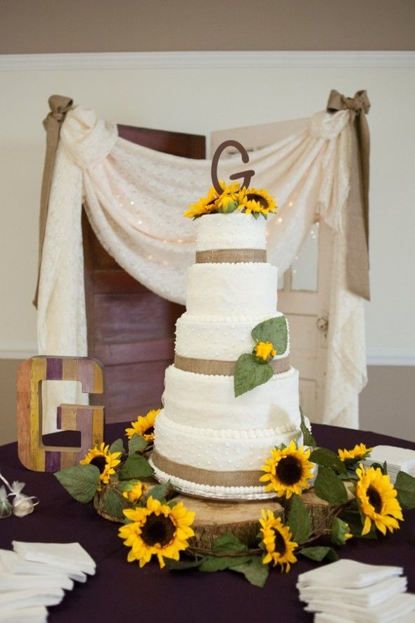 country wedding cake ideas rustic wedding chic. Black Bedroom Furniture Sets. Home Design Ideas