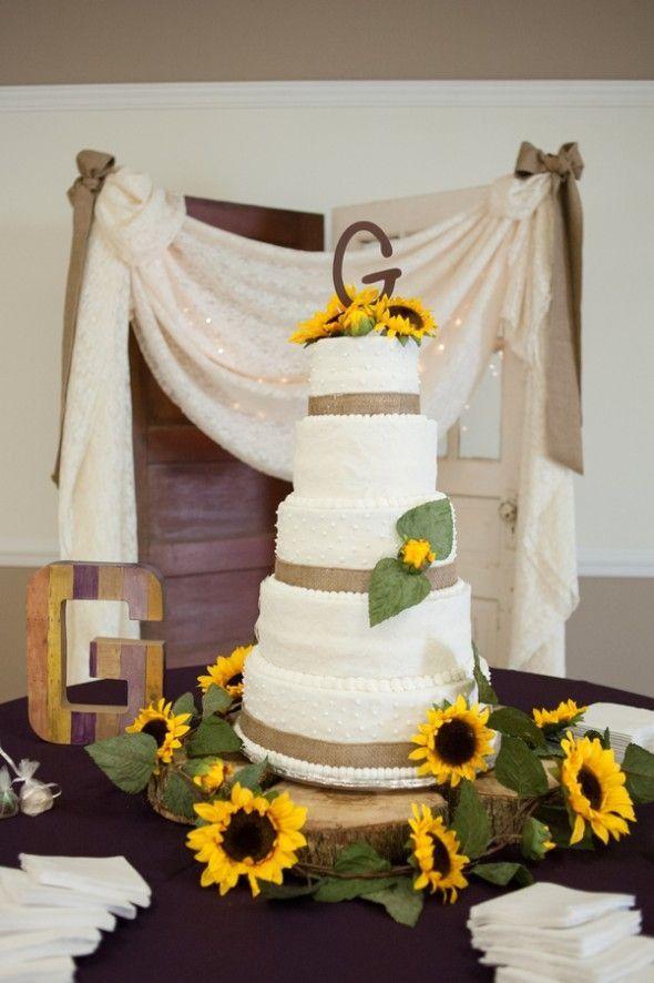 Unique Small Wedding Cakes
