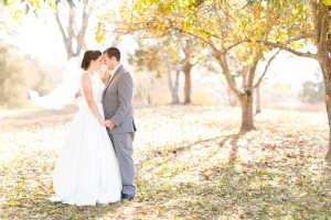 Fall Farm Wedding: Annaleah + Jeff