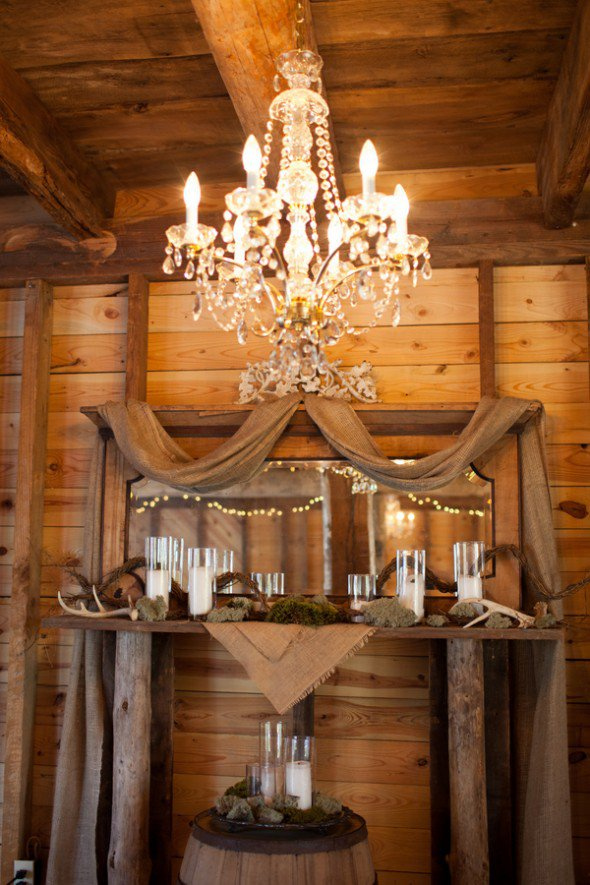 Creative Ways To Dress Up A Barn For A Wedding Rustic