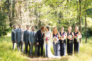 Stylish Outdoor Ethereal Wedding