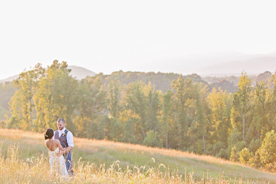 Mountain Rustic Wedding