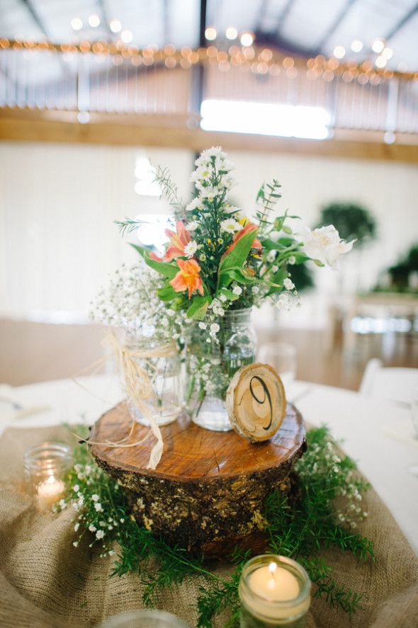 Southern Inspired Outdoor Wedding Rustic Wedding Chic