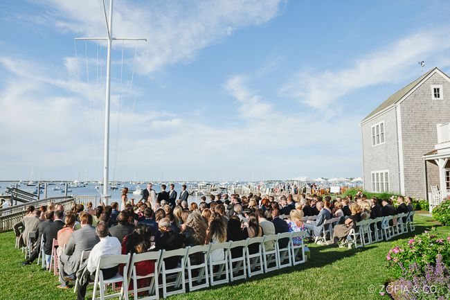 Nantucket Nautical Wedding