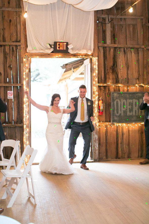 Texas Dance Hall Wedding Rustic Wedding Chic
