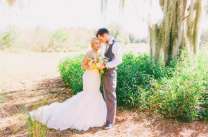 Sweet Southern Wedding: Mariah + Josh