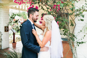 Outdoor Vintage Glam Wedding