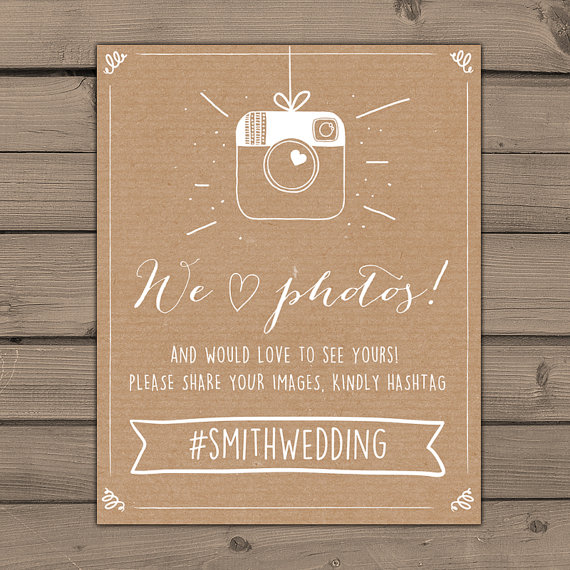 Wedding Hashtag Generator: How To Create A Wedding Hashtag That Gets Used