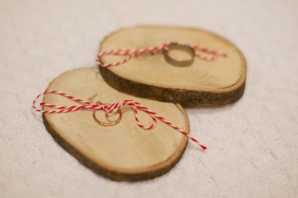 Rustic Ring Boxes