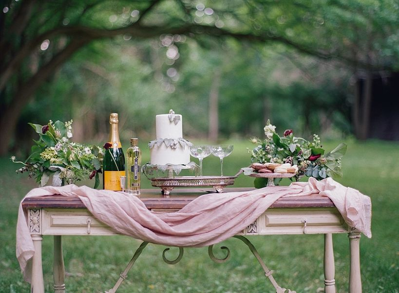 Beautiful ideas for a vintage style wedding