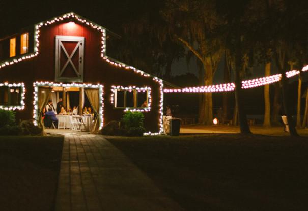 Outdoor Barn Wedding: Sonia + Salvatore
