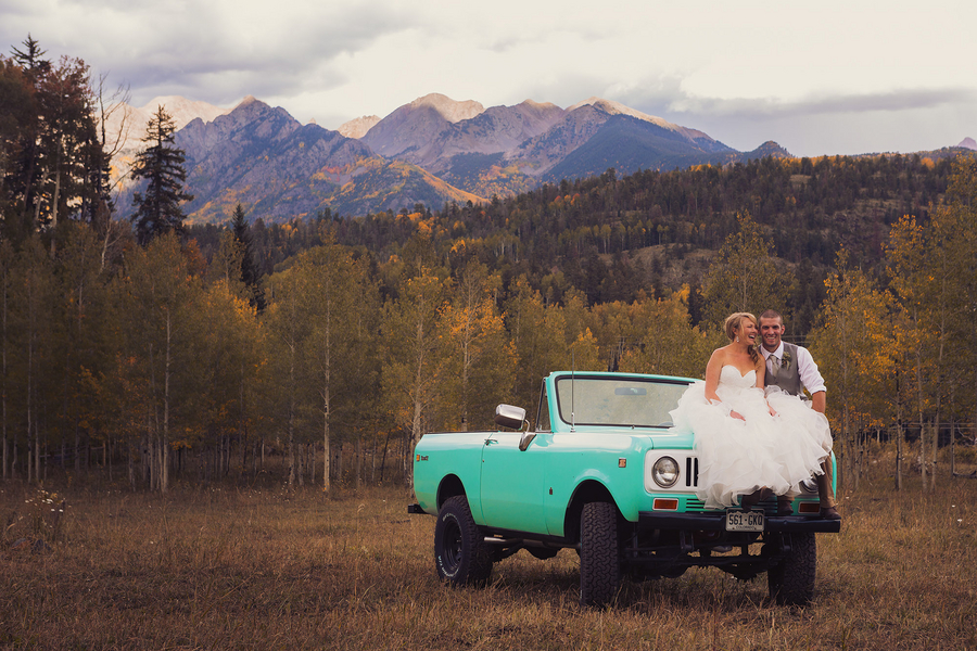 Country Style Elegant Wedding