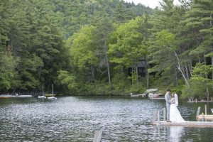 NH Camp Wedding: Colleen + Gerry