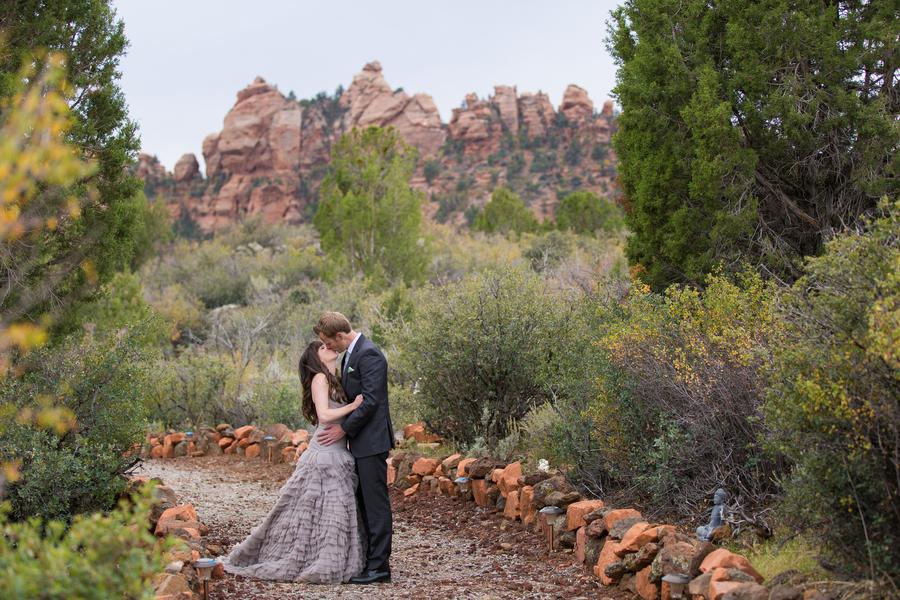 National Park Wedding