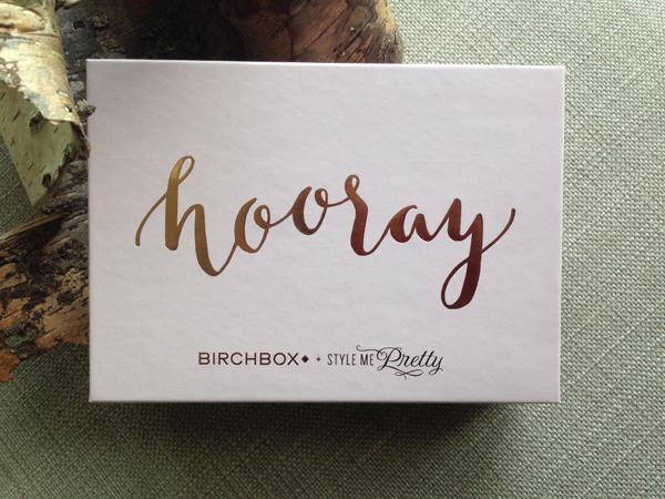 The Style Me Pretty ''I Definitely Do' Birchbox