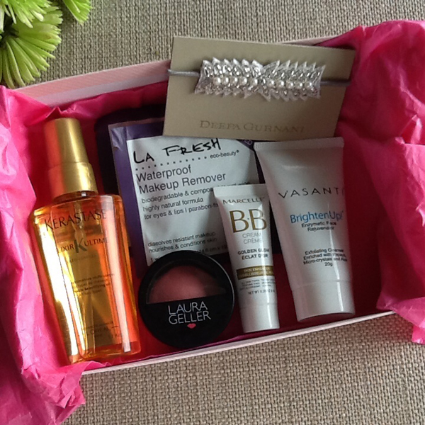 Compensation for this post was provided by Birchbox via AOL Media. The ...