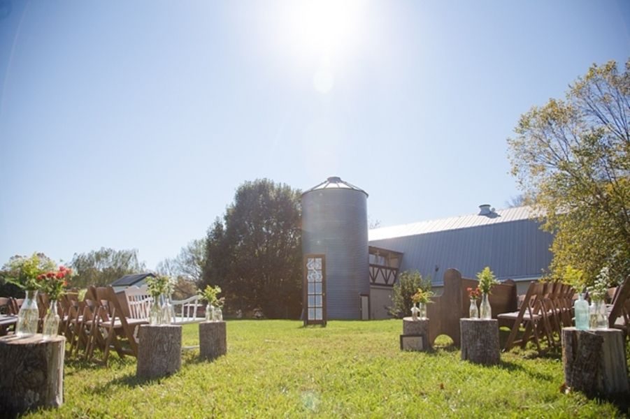 A Whimsical Barn Wedding With Tons Of Cute Ideas!