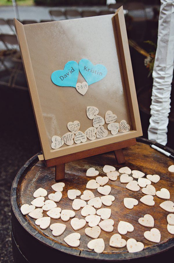 Unique Wedding Ideas.Unique Guestbook Ideas Rustic Wedding Chic