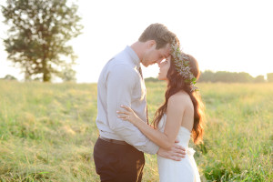Outdoor Farm Wedding: Sydney + Miles